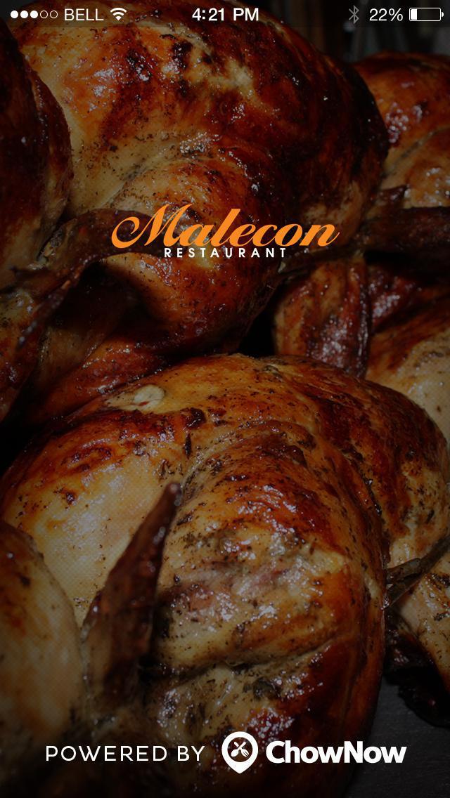 Malecon Restaurant screenshot 1