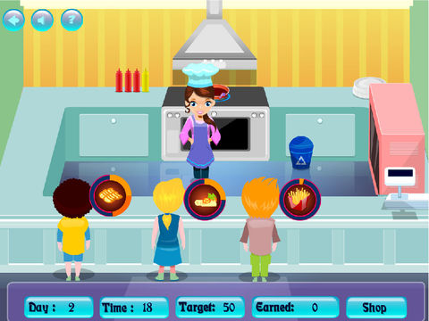 Julia's Kitchen screenshot 10