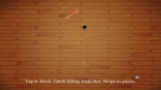 Angry Ninja Ball Escape Plus screenshot 3