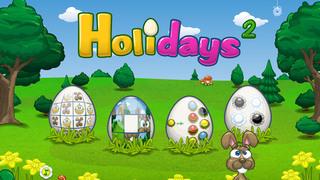 Holidays 2 - 4 Summer Games screenshot 1