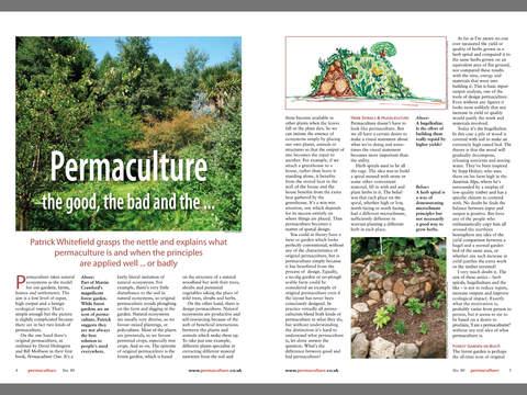 Permaculture International screenshot 8