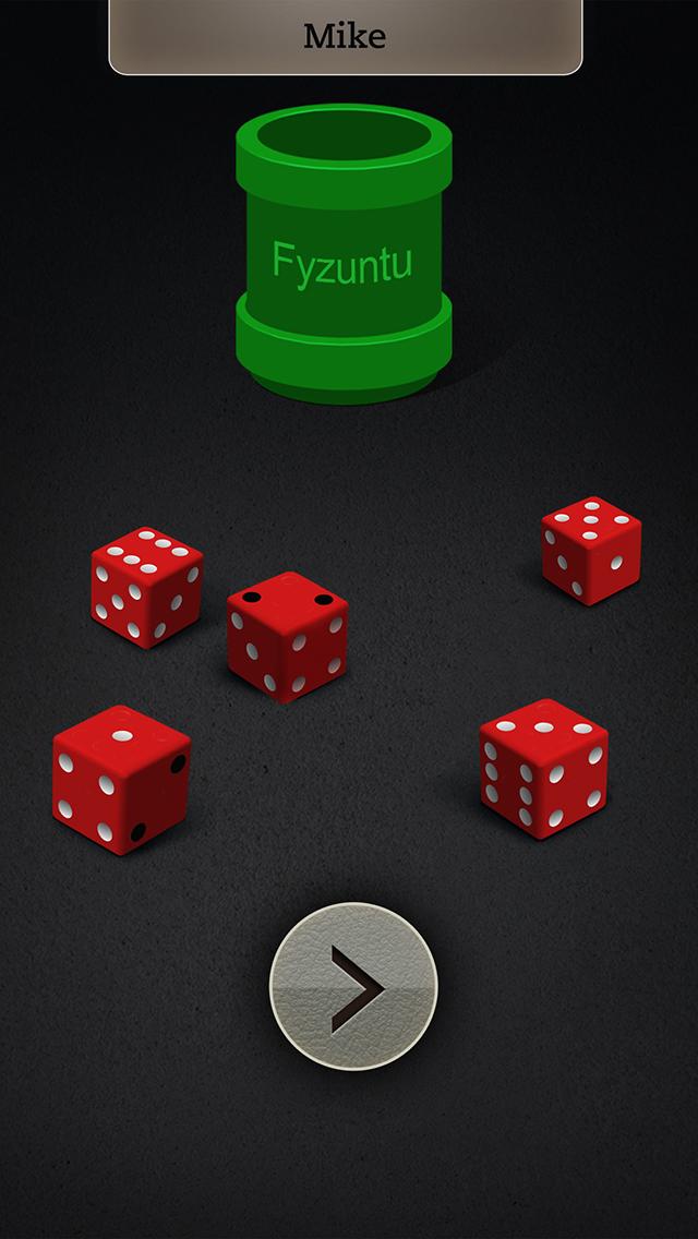 Fyzuntu screenshot 4