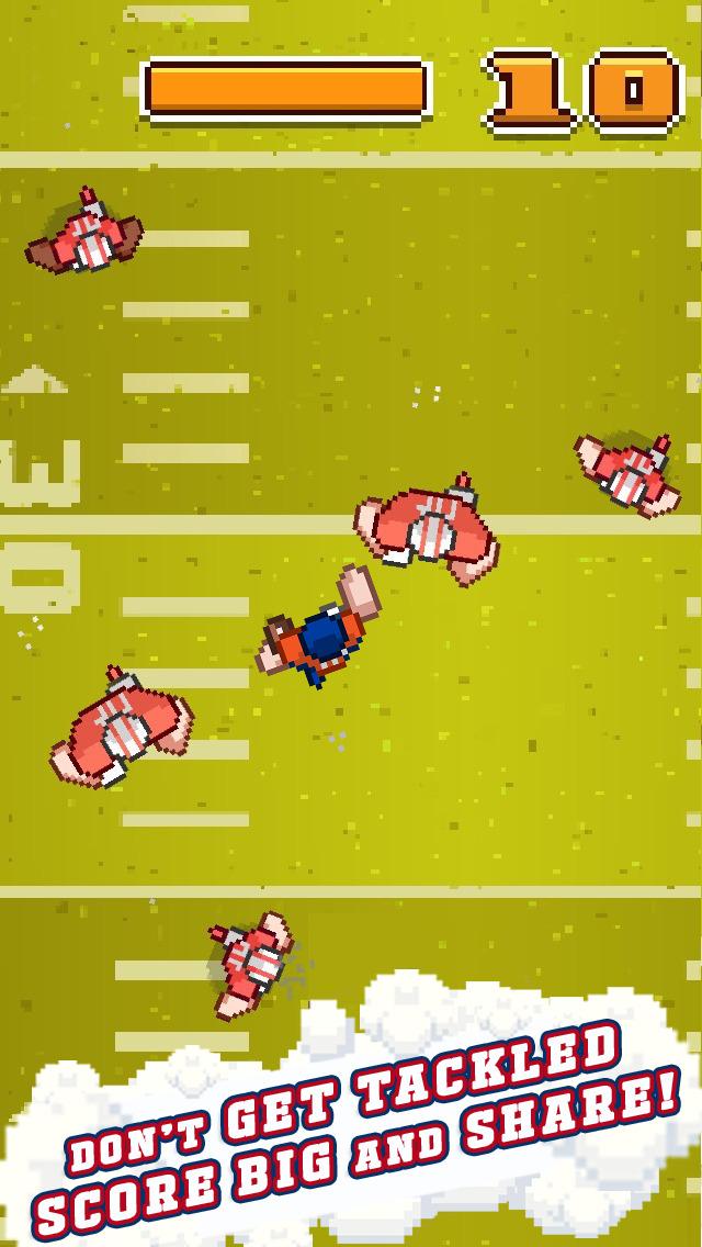 Touchdown Hero screenshot 2