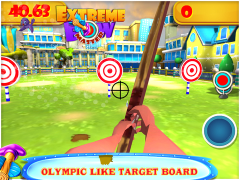 Extreme Bow Master screenshot 6