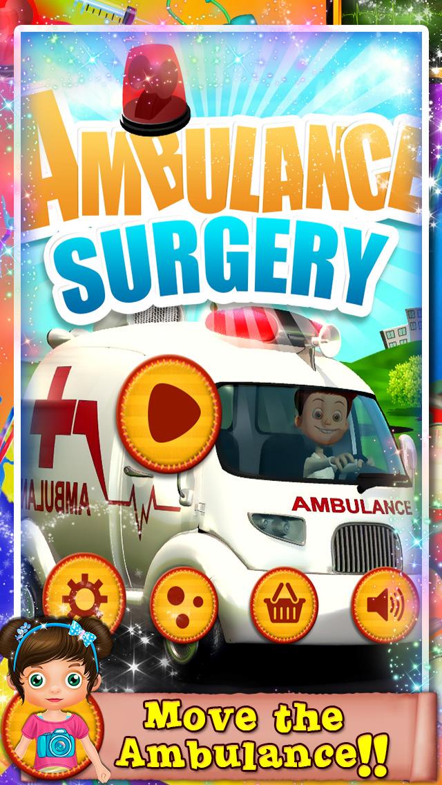 Ambulance Surgery screenshot 5