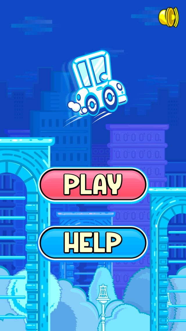 Crossy the Bridge screenshot 3