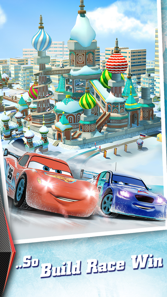 Cars: Fast as Lightning screenshot 5