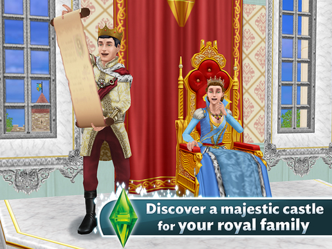 The Sims™ FreePlay screenshot #1