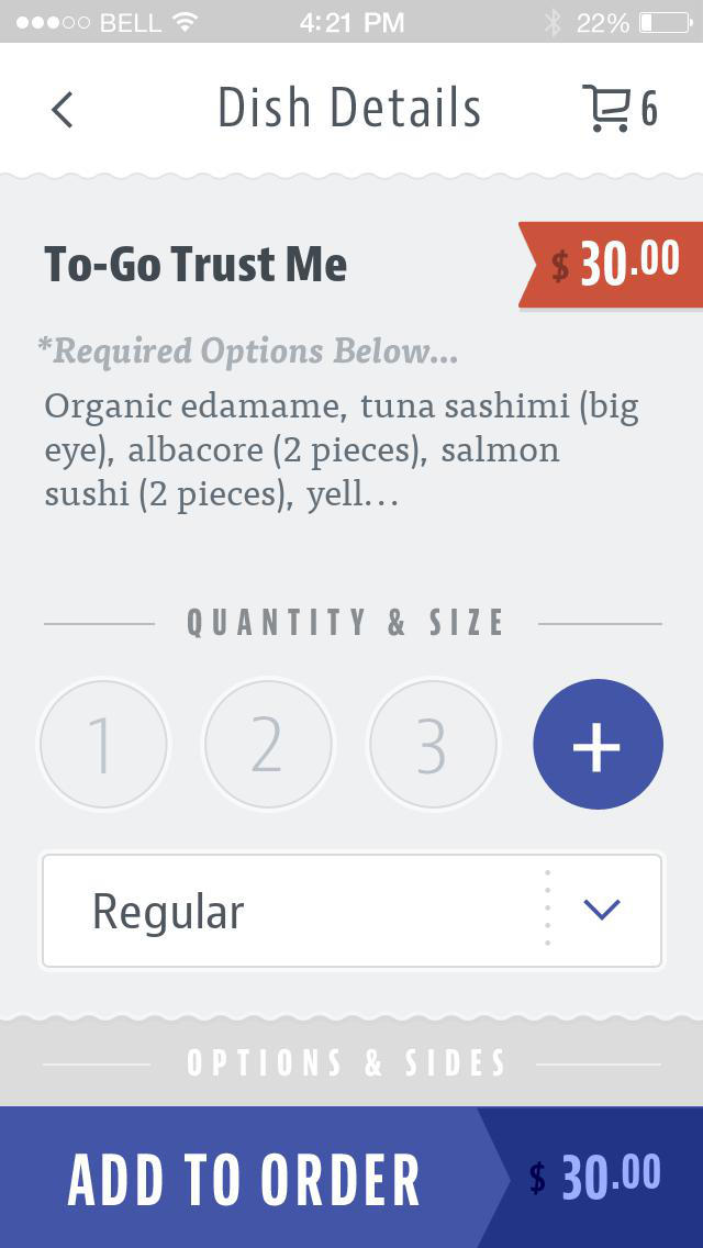 SUGARFISH screenshot 4