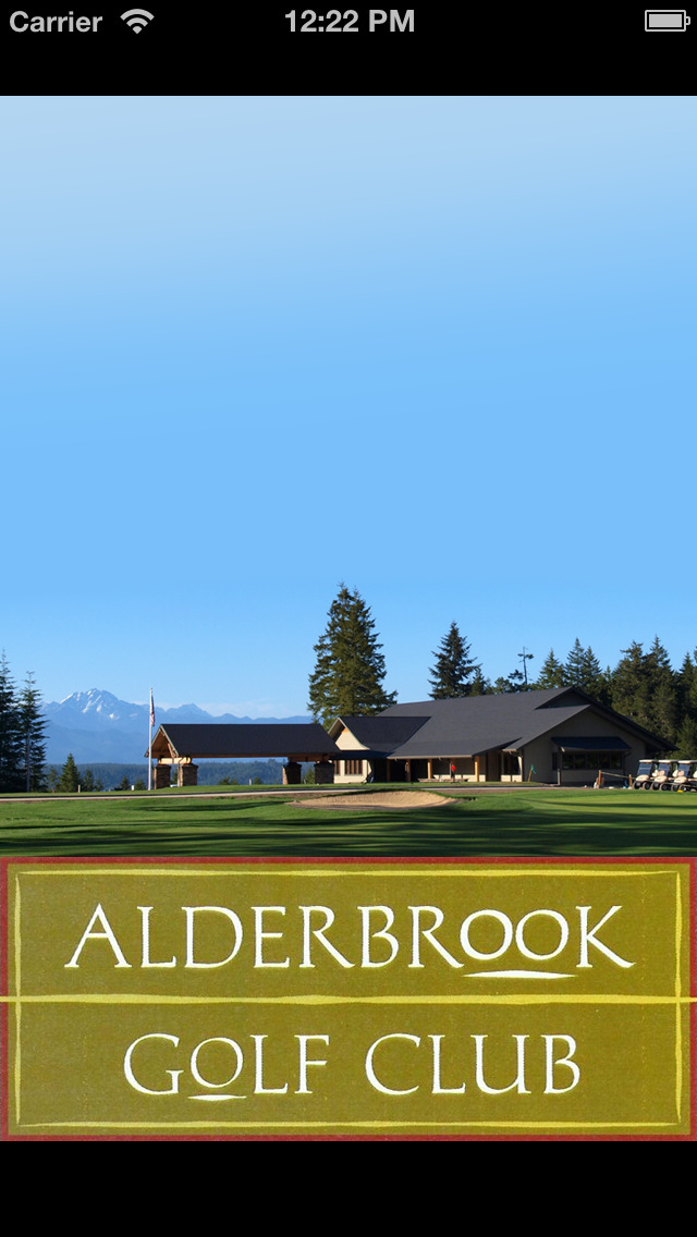 Alderbrook Golf Club screenshot 1