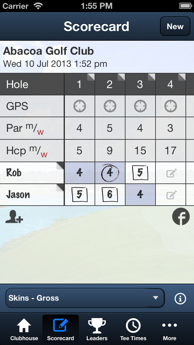 Abacoa Golf Club screenshot 4