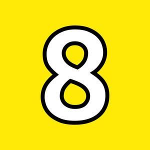 8 : Sticker Messenger