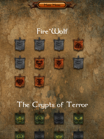 The Sagas of Fire*Wolf screenshot 10