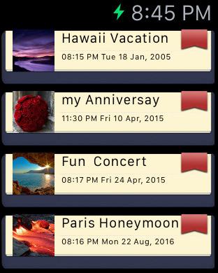 Amazing Days Countdown screenshot 11