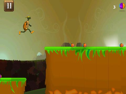 A Baby Turtle Crazy Run Free screenshot 8