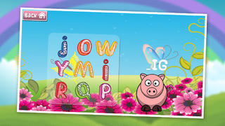 Alphabet Preschool Lunchbox Adventure Free - 5 In 1 Game For Kids - Learn Letters, Spelling And Sing ABC Song By ABC Baby screenshot 3