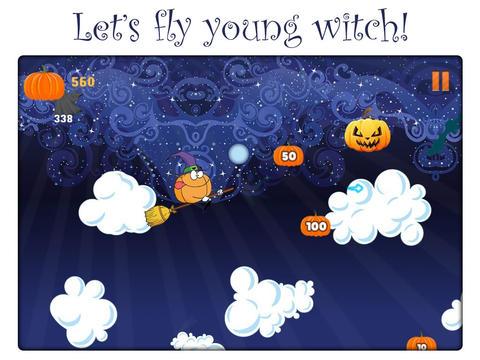 A Pumpkin Hunter and the Witch Adventure screenshot 6