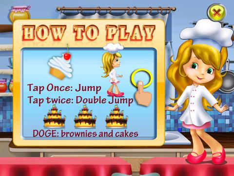 Chef Run : Chef's Cupcake and Donut Pancake Maker Race screenshot 5