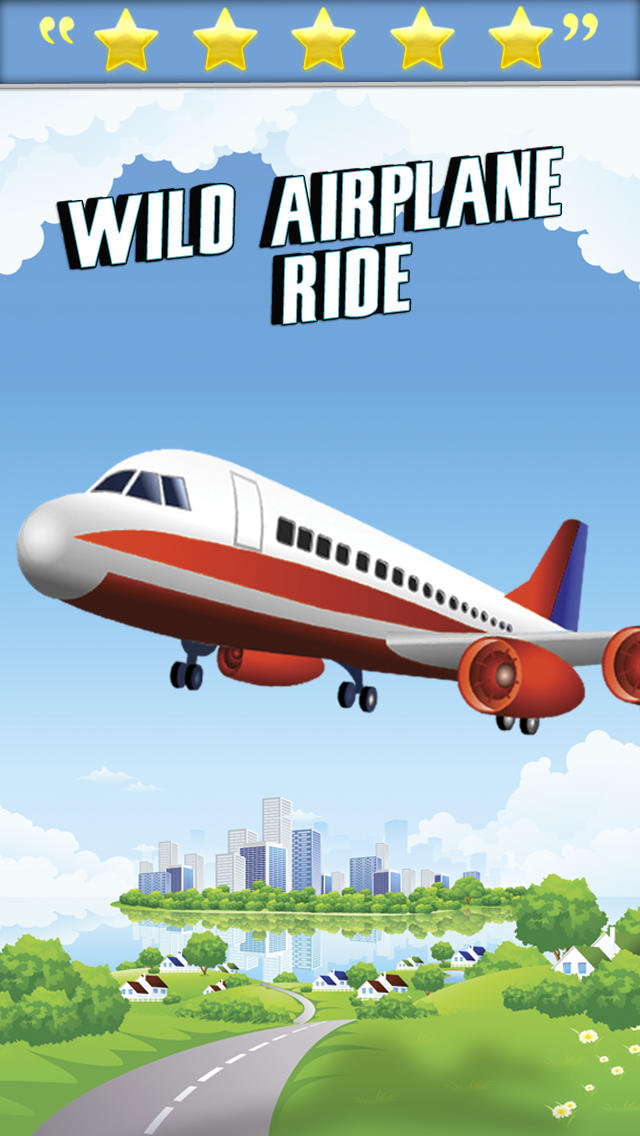 Wild AirPlane Ride screenshot 1