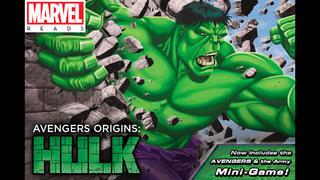 Avengers Origins: Hulk screenshot 1