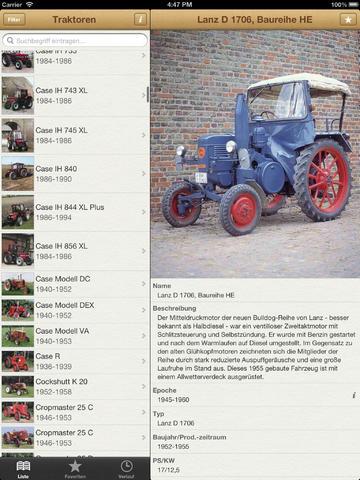 1000 Traktoren aus aller Welt screenshot 6