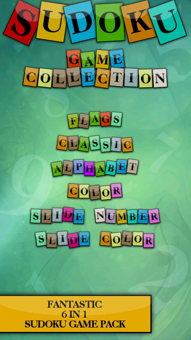 Sudoku Game Collection HD Pro - Logic Brain Trainer Puzzle Pack screenshot 2