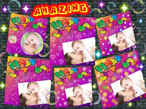 Amazing Baby Photo Frames (HD) screenshot 8