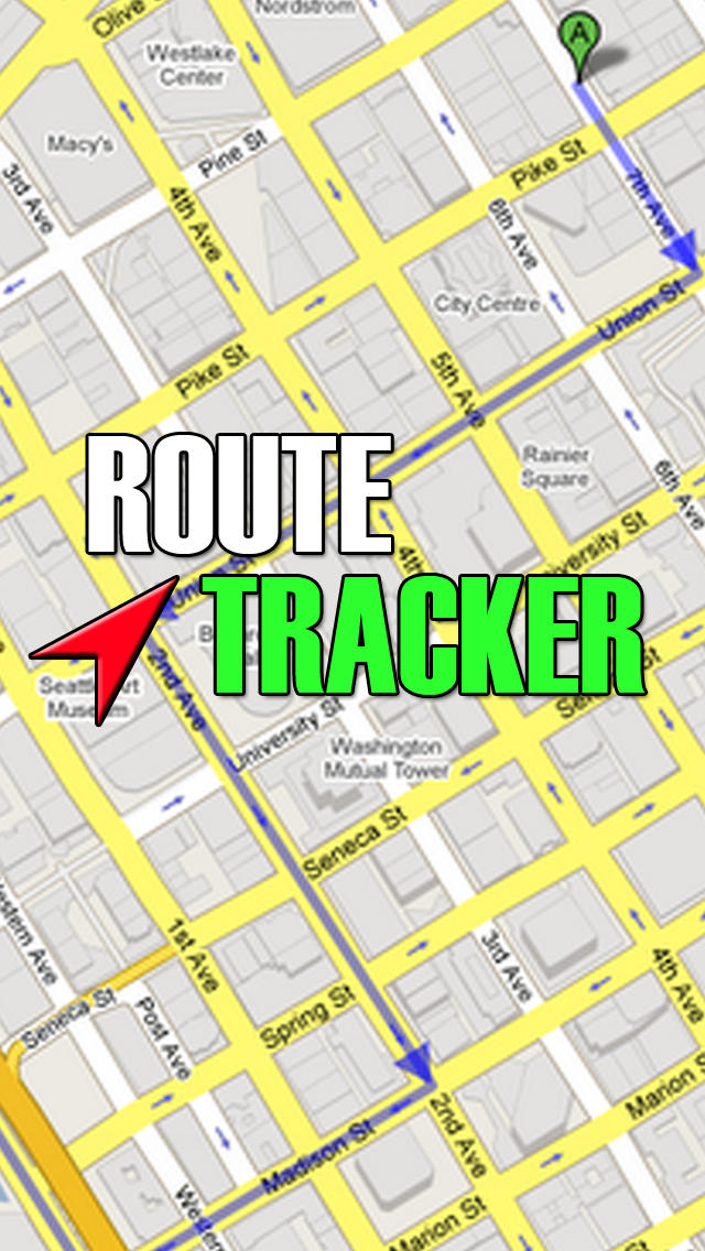 Route Tracker: GPS Locator for Walk, Run, Cycle and Drive screenshot 1