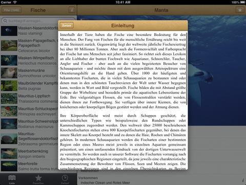 1000 Fische aus aller Welt screenshot 9