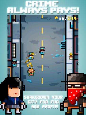 Pocket Mobsters screenshot #4