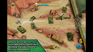 Avengers Origins: Hulk screenshot 3