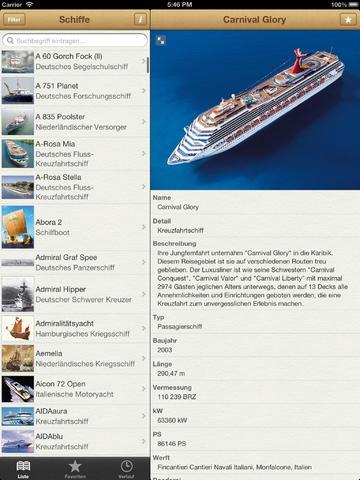 1000 Schiffe aus aller Welt screenshot 6