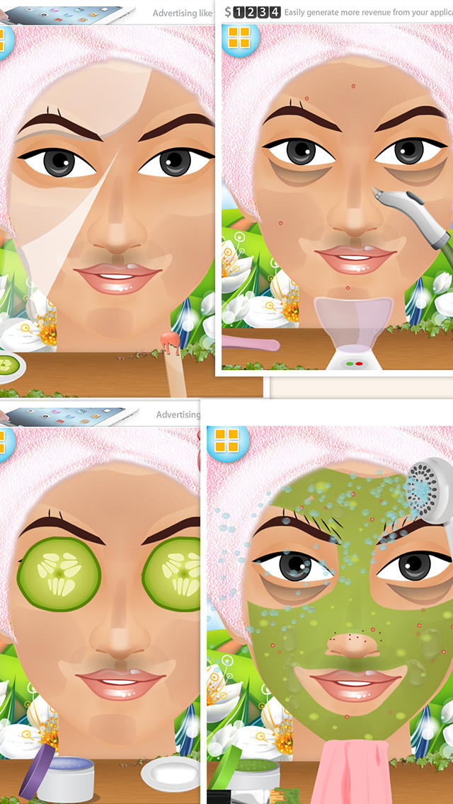 Fairy Princess Makeover screenshot 2