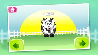 Animal Farm - 3 In 1 Interactive Playground For Preschool Kids - Learn Names And Sounds Of Farm Animals By Abc Baby screenshot 3