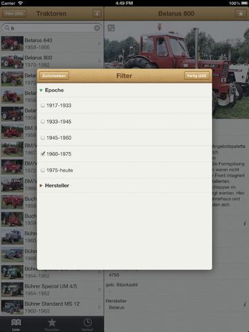 1000 Traktoren aus aller Welt screenshot 8