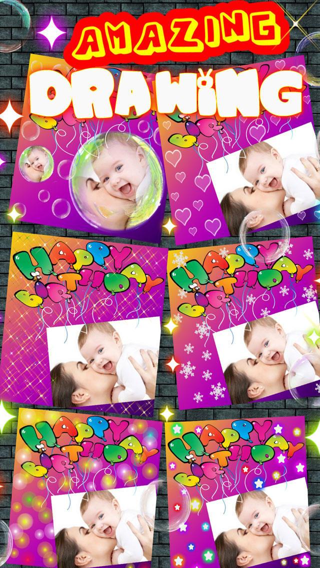 Amazing Baby Photo Frames screenshot 3