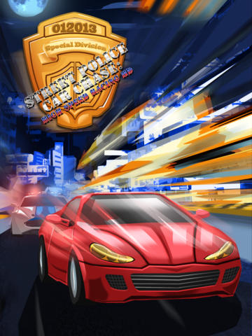 Street Police Car Race: The Reckless Crime Chase Driving Racing Free by Top Crazy Games screenshot 3