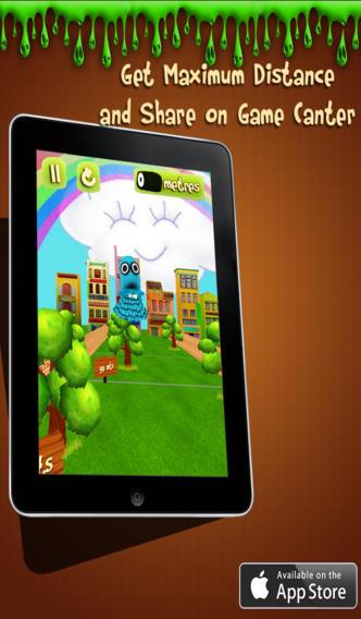 Flick Monster 3D screenshot 4