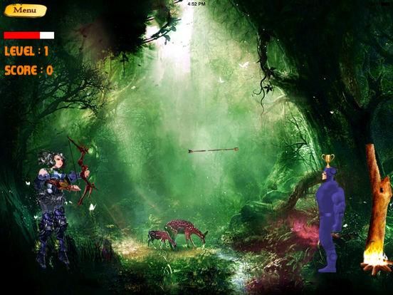 Magical Elf Shooting Pro - Revenge Of The Archer screenshot 8