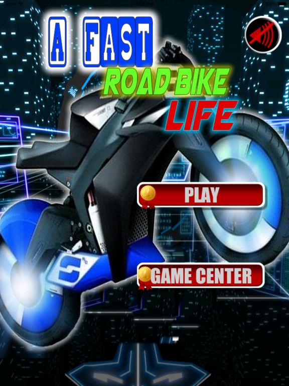 A Fast Road Bike Life - Great Bike Game screenshot 6