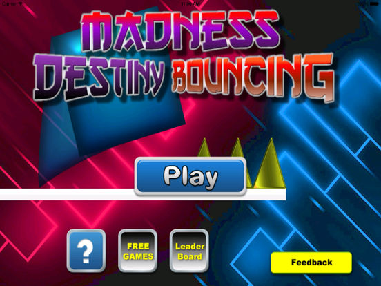 A Madness Destiny Bouncing - Jump Dash Ice screenshot 6