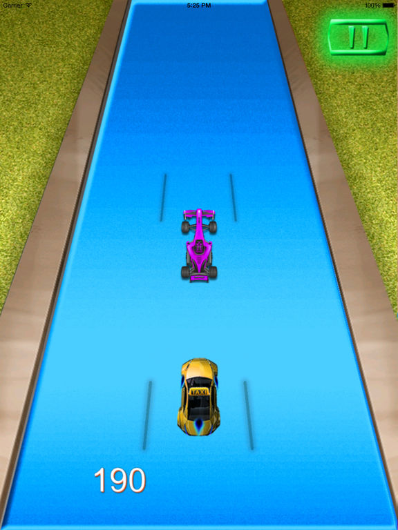 A Parking Speed Racing PRO - Driver Simulator screenshot 7