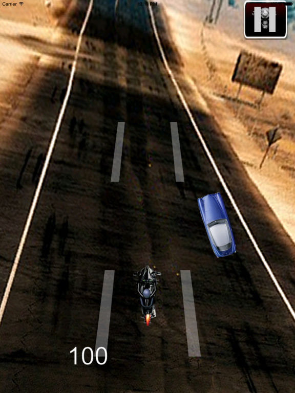 Savage Fury On Two Wheels - Amazing Extreme Speed screenshot 9