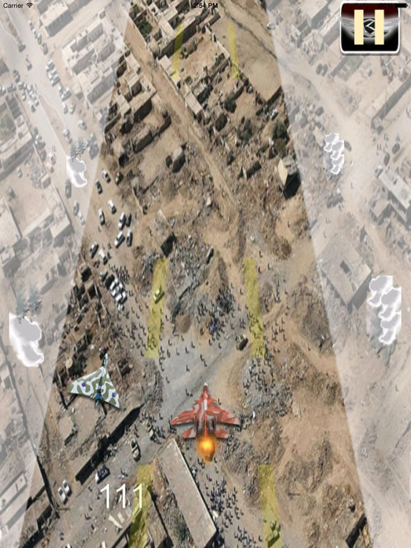 Aircraft Strike Airtraffic Pro - F18 Carrier Landing Lite Game screenshot 9