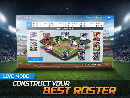 MLB 9 Innings Manager screenshot 8