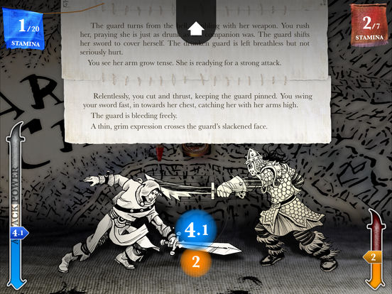 Sorcery! 4 screenshot #3