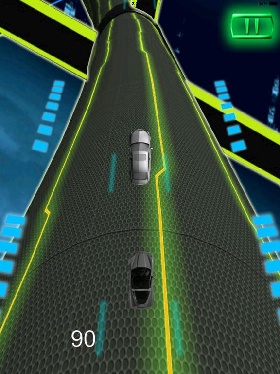 A Speed Neon Car - Amazing Speed Light Car screenshot 7
