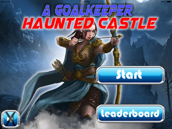 A Goalkeeper Haunted Castle - Arrow Fantastic Game screenshot 6