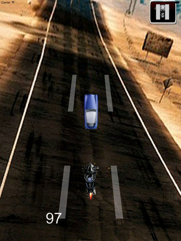 A High-Powered Motorcycle Pro - Amazing Extreme Speed Driver Bike Game screenshot 10