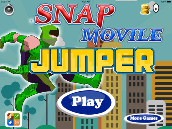 Snap Mobile Jumper PRO - Down, Run and Fly screenshot 6